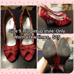 Size 9 1/2 pump